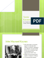 Teoría Keynesiana1