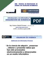 Gustavo Presman Intro a La a Forense