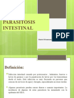 Parasitosis Intestinal I
