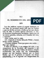 El Hombrecito Del Azulejo - Manuel Mujica Láinez (cuento)