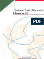 Que es el FMI