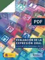 Evaluacion Expresion Oral