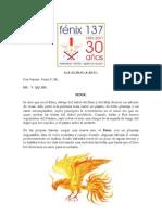 Herbert Ore - La Simbologia de Fenix