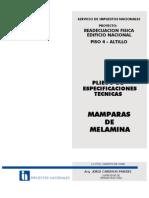 Mampara