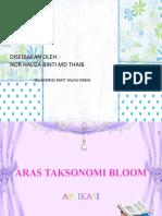 Aras Taksonomi Bloom_2