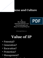IP Hygiene and Culture