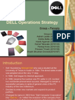Dell production operation managemnet