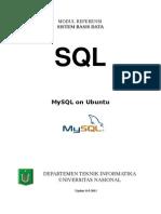 Modul Sistem Basis Data