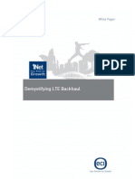 Demystifying LTE Backhaul 436-12-6-Eci