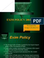 -Exim-Policy-2004-2009-Ppt