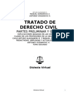 Tratado de Derecho Civil_Parte Preliminar y General_Tomo II