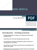 Dresding Medical pom case study
