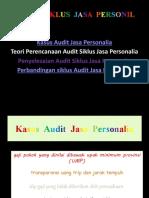 Audit Siklus Jasa Personil