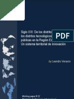 Centro Argentino de Estudios Internacionales WP 22