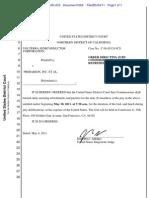 Volterra Semiconductor v. Primarion Patent Refreshments