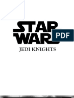 StarWars JediKnights Rules