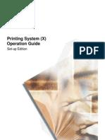 KM 1635 2035 PrintX Setup