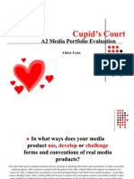 Cupid's Court Evaluation