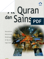 Al Quran Dan Sains