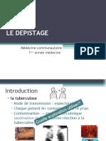 V. dépistage biostatistique