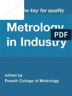 Metrology in Industry - The Key for Quality Malestrom