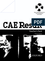 CAE Result Teacher's Book