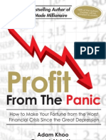Adam Khoo - Profit From the Panic