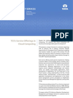 Innovation Brochure TCS Service Offering Cloud Computing 09 2009