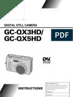 Jvc Camera Manual