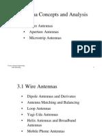 Course Antenna Engineering Wir Aopert Micro Strip 01