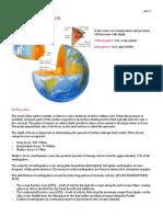 Tectonic Activity and Hazards