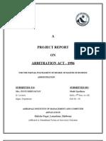 Arbitration Act