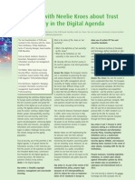 Pvib_Interview With Neelie Kroes About Trust and Security in the Digital Agenda