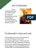 Stuti - Swami Vivekananda