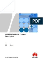 GBSS9.0 DBS3900 Product Description V2.1(20110228)