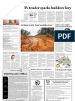 The Quill Awards in The Weekend Australian, April 2-3