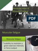 Lecture Presentation - Fatigue - VisualBee
