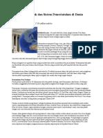 Membedah Bentuk Dan Sistem Pemerintahan Di Dunia