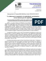 Globalization of Crime PR Final Spanish