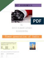 Coal Economics