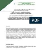Sistema de Diagnóstico de Falta em Transformadores Baseados em Inteligência Computacional Evolutiva