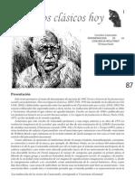 Castoriadis 1973 Fenomenologia de La Con Ciencia Pro Let Aria