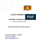 Prophecy In Motion Uganda