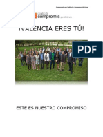 Programa electoral Compromís per València (cast)
