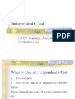 Independent t Test1