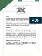 30.ASC041.en.othman.organizational Commitment and Work E _1