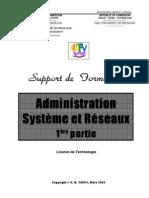 Administration système et réseaux