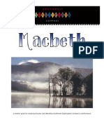Macbeth Teacher Guide com