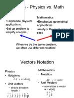 Vectors the Problem