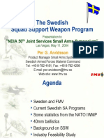 Programm Schwedische Armee